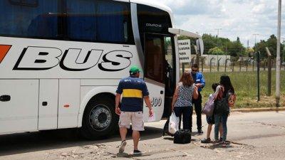 Conflicto con Jovi Bus paralizó a la Terminal de Gualeguaychú