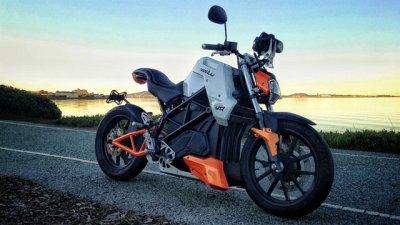 Así es Voltu, la moto eléctrica con sello entrerriano