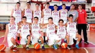 La U13 de La Unión clasificó a la etapa final del Argentino