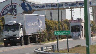 ¿Quién paga los sensores de efluentes en el Parque Industrial?