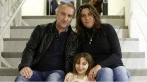 Estafa: recaudaron US$ 1 millón para su hija enferma