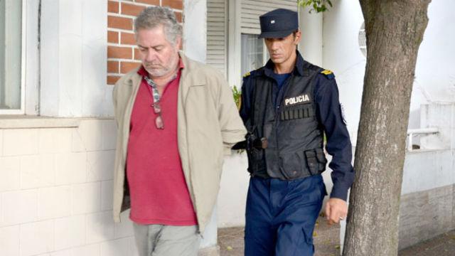 Broggi vuelve hoy a Tribunales de Gualeguaychú.