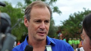 """Violencia en Patronato: """"evaluaremos los aportes a los clubes"""", dijo Bordet"""