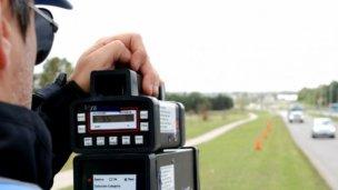 Preocupación por la utilización de cinemómetros para las multas de tránsito