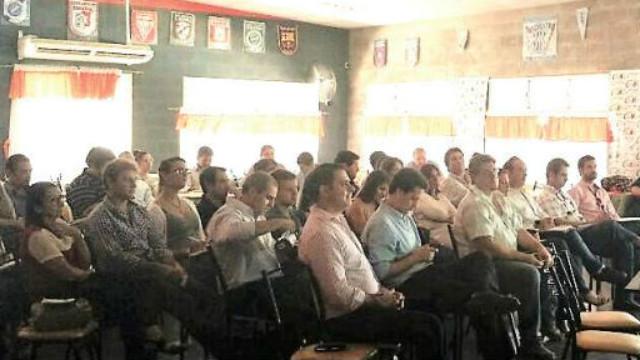 Intendentes vecinalistas se reunieron con funcionarios de for Nomina de funcionarios del ministerio del interior