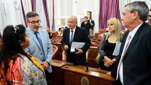 Chiara Díaz apunta a Urribarri y Mizawak y pide a Garavano como testigo