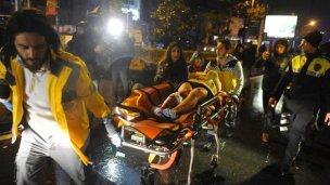 Terrorista vestido de Papá Noel mató a 39 personas