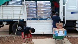 Misión cumplida: enviaron donaciones a Conin Salta
