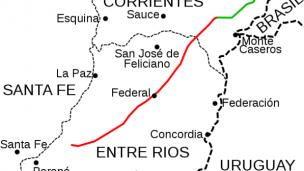 Choque múltiple en Entre Ríos: hay un muerto y varios heridos