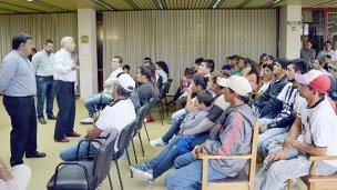Vecinos del ex circuito Mena hablaron con el Intendente