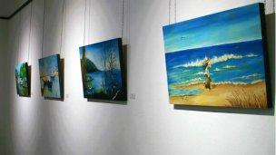 Exposición de Mónica Málaga