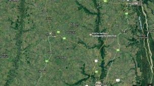 Grave accidente en ruta entrerriana: confirman que hay un muerto