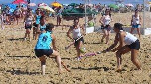 Inaugurarán este jueves los Juegos Nacionales de Playa