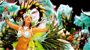 Fin de semana largo de carnaval en Ubajay