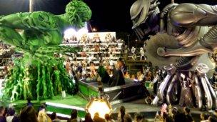 Con más de 27 mil espectadores, arrancó la fiesta en Gualeguaychú