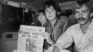 """Murió """"El Mago"""" Alex, el hombre que embaucó a los Beatles"""