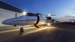 La gestión de Bordet también contratará vuelos ejecutivos
