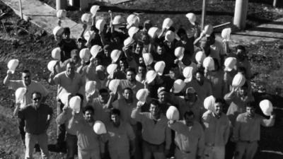 100 obreros quedaron sin trabajo