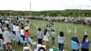 Música y doma para celebrar la Fiesta Provincial del Yatay