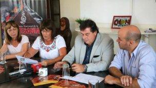 Presentaron la grilla de artistas locales de la Fiesta Nacional de la Artesanía