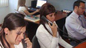 Alarma ante intimaciones telefónicas