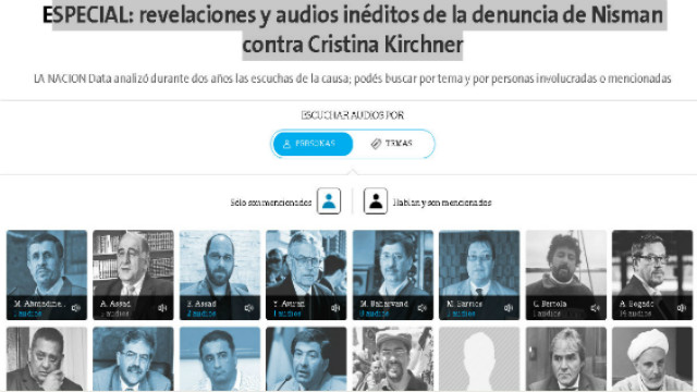 Nisman, las escuchas: se publicaron los audios que involucran a Urribarri