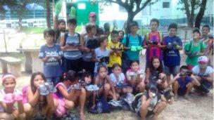 Continúa la colonia de vacaciones municipal de San José