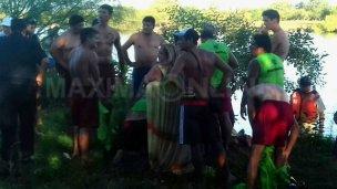 Un hombre murió ahogado en el Gualeguaychú