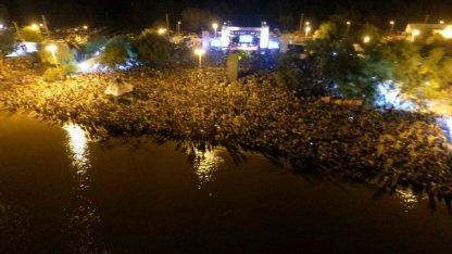 Gran cierre para la Fiesta Nacional de la Playa