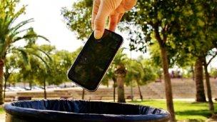 Para que tu celular viva más, para que contaminemos menos