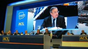 El presidente del Real Madrid mira al sur