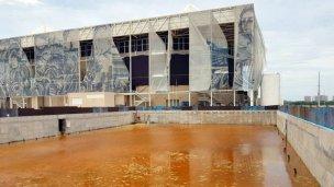El Parque Olímpico de Río, abandonado