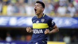 """El técnico de Boca """"va a analizar"""" la titularidad de Bou"""