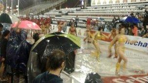 Incertidumbre en el carnaval por los pronósticos de lluvias