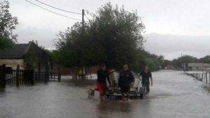 San José en emergencia hídrica, vial y social