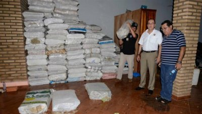 Misterio por hallazgo de 25 toneladas de billetes venezolanos