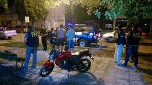 Secuestraron 40 dosis de LSD en pleno centro uruguayense