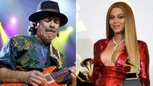 Santana dijo que Beyoncé
