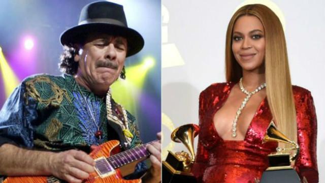 Carlos Santana - Beyonce