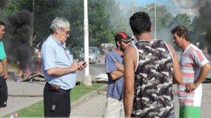 Vecinos de los asentamientos reclaman ayuda