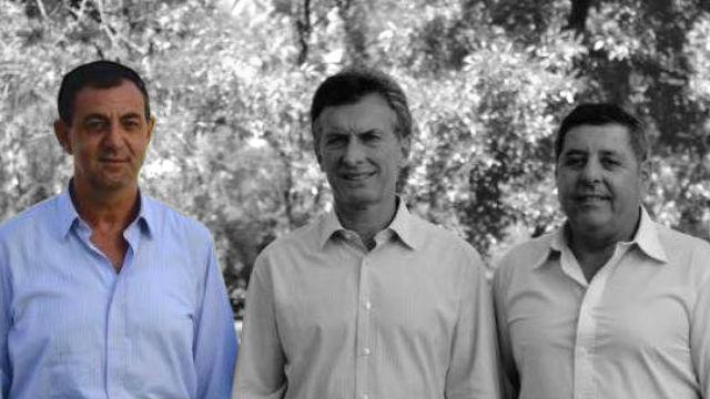 Carrazza fue precandidato a intendente, en 2015.