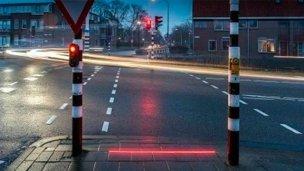 Los nuevos semáforos para