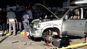 Así ocultaron la droga los bolivianos detenidos en el Puente San Martín