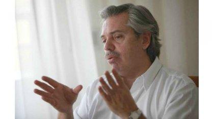 Alberto Fernández llega a la Histórica a dar su visión del país