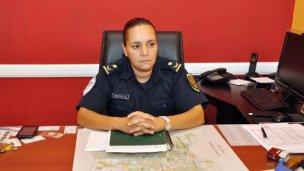 Por primera vez, una mujer es subjefa de la policía de Paraná