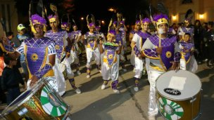 Así será el festejo de carnaval en Colón