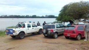 Encontraron el cuerpo del sanjosesino desaparecido en el río