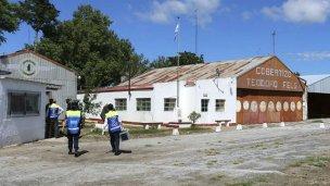 Apuntan a Rosario por el robo del avión en Victoria