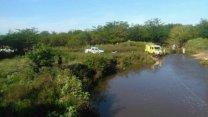Encontraron sin vida al joven desaparecido en arroyo Los Gansos