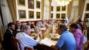 """UPCN se pone en marcha """"ante la falta de respuesta salarial"""""""